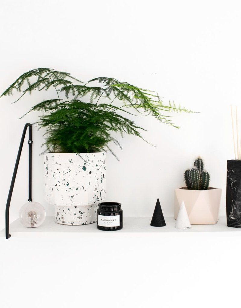 HOUSE RACCOON HR AMAVA SCENT DIFFUSER BLACK MARBLE MOUNTAIN VIEW
