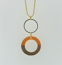 MON ONCLE MON ONCLE INTO THE WOODS KETTING ORANGE