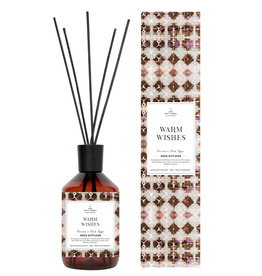 THE GIFT LABEL GIFT LABEL REED DIFFUSER WARM WISHES