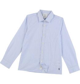 Carrément Beau Hemd lichtblauw