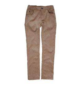 """Gymp Broek 5-pocket """"Victor"""" camel"""