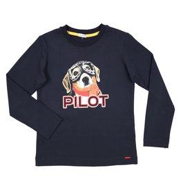 "Gymp Longsleeve ""Pilot Dog"""