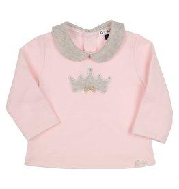 "Gymp Sweater ""Crown"" lightpink"