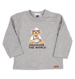 "Gymp Longsleeve ""Discover The World"""