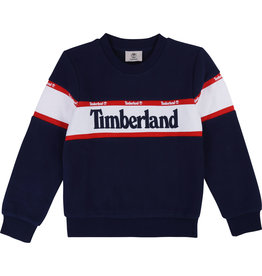 Timberland Sweater marine - witte band