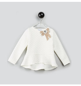Special Day Sweater bubbel offwhite