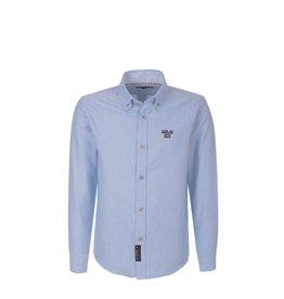 Lion Of Porches Hemd blauw