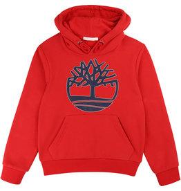 Timberland Sweater kap rood