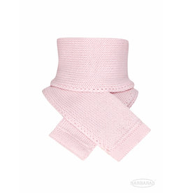 BARBARAS Sjaal roze S