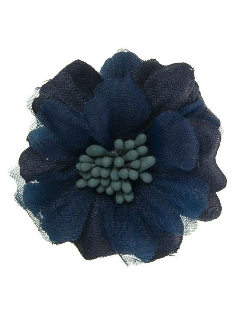 Siena Speld bloem marine