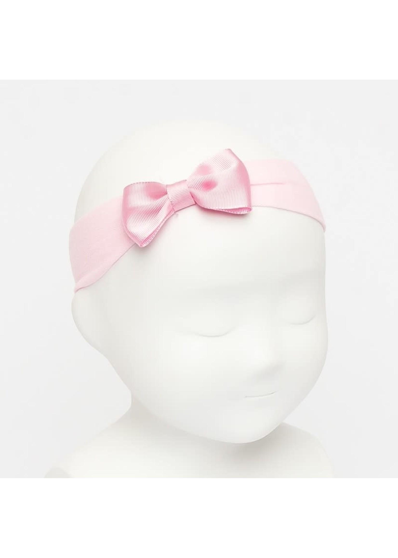 Siena SIENA Haarband strikje roze