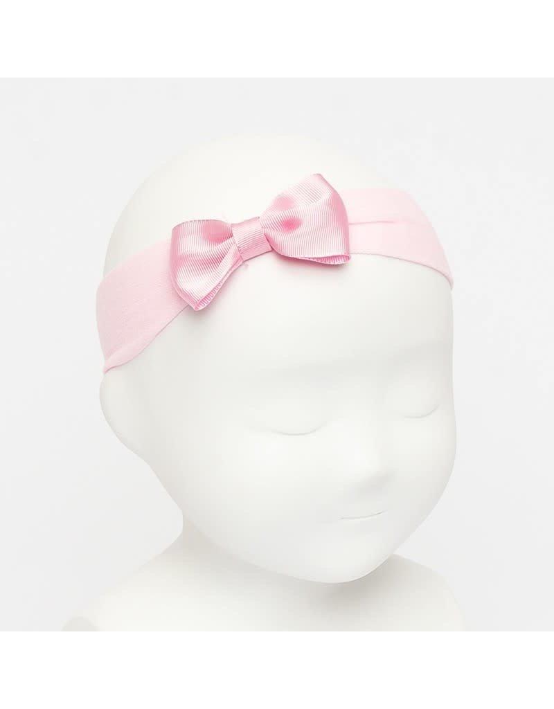 Siena Haarband strikje roze