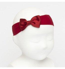 Siena Haarband strikje rood