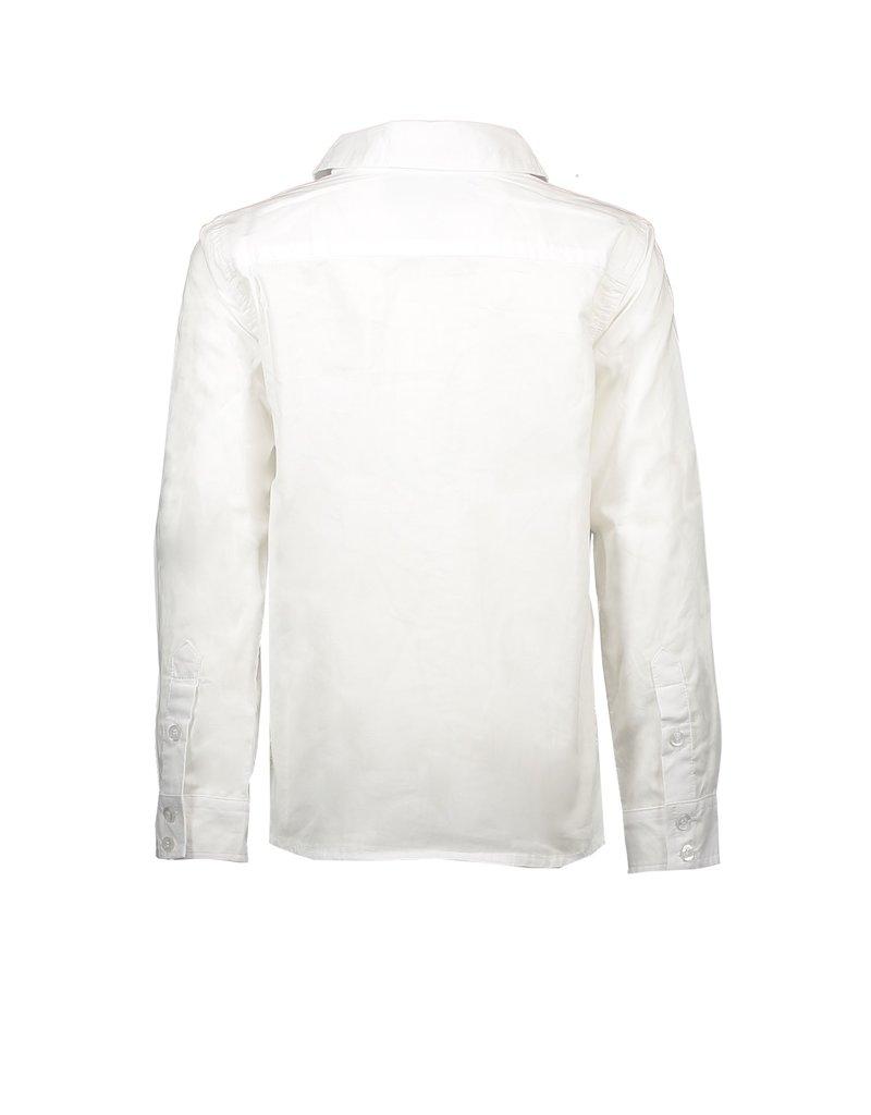 Le Chic Garçon Hemd tomboy white