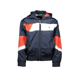 Le Chic Garçon Jas windbreaker blue navy
