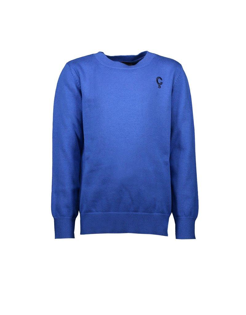Le Chic Garçon Pullover mazarine blue