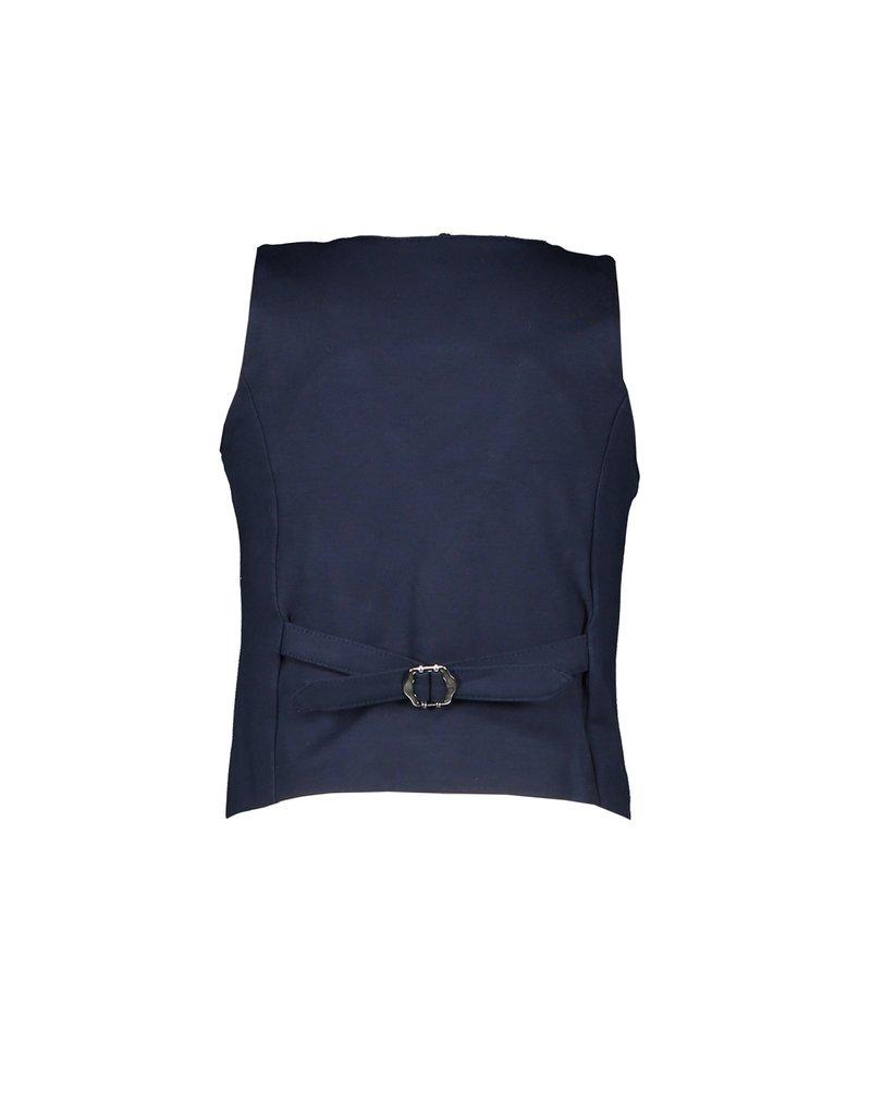 Le Chic Garçon Gilet sweat blue navy