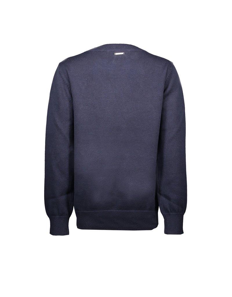Le Chic Garçon Pullover blue navy