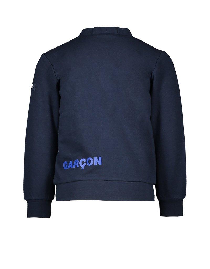 Le Chic Garçon Cardigan sweat blue navy