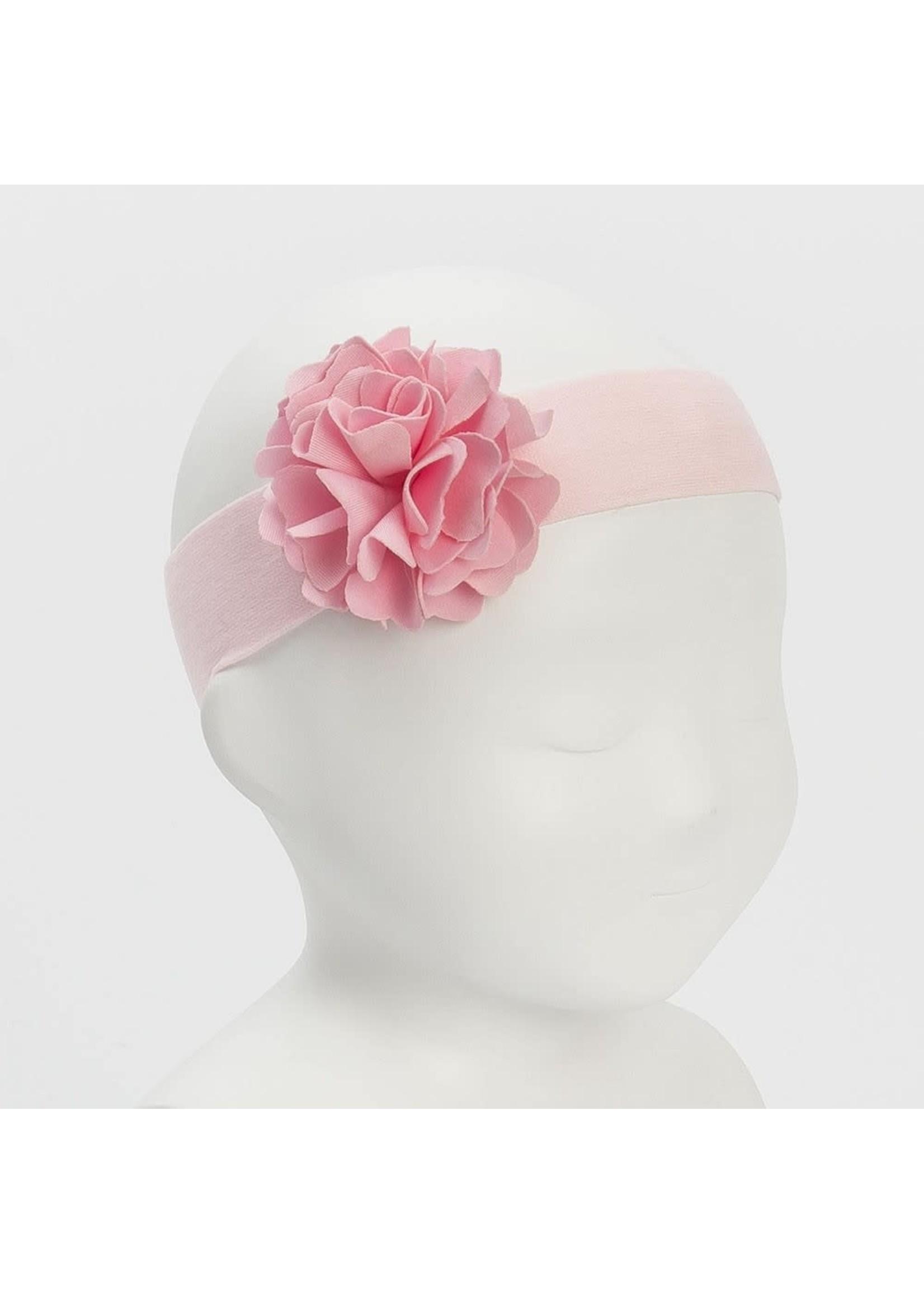 "Siena SIENA Haarband ""Flower"" lycra roze"