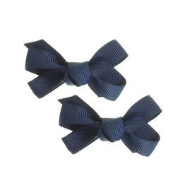 Siena Pack 2 clips ribbon marine