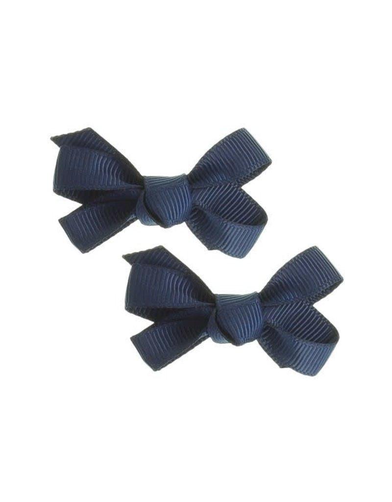Siena Pack 2 clips ribbon marine
