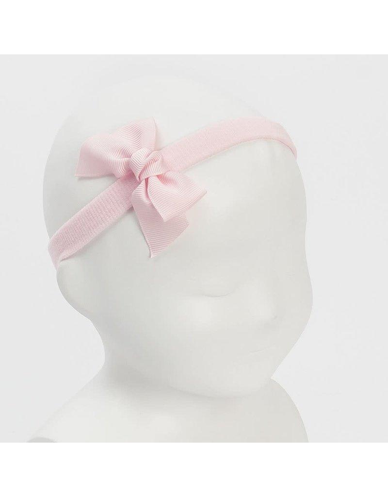Siena Haarband strik roze