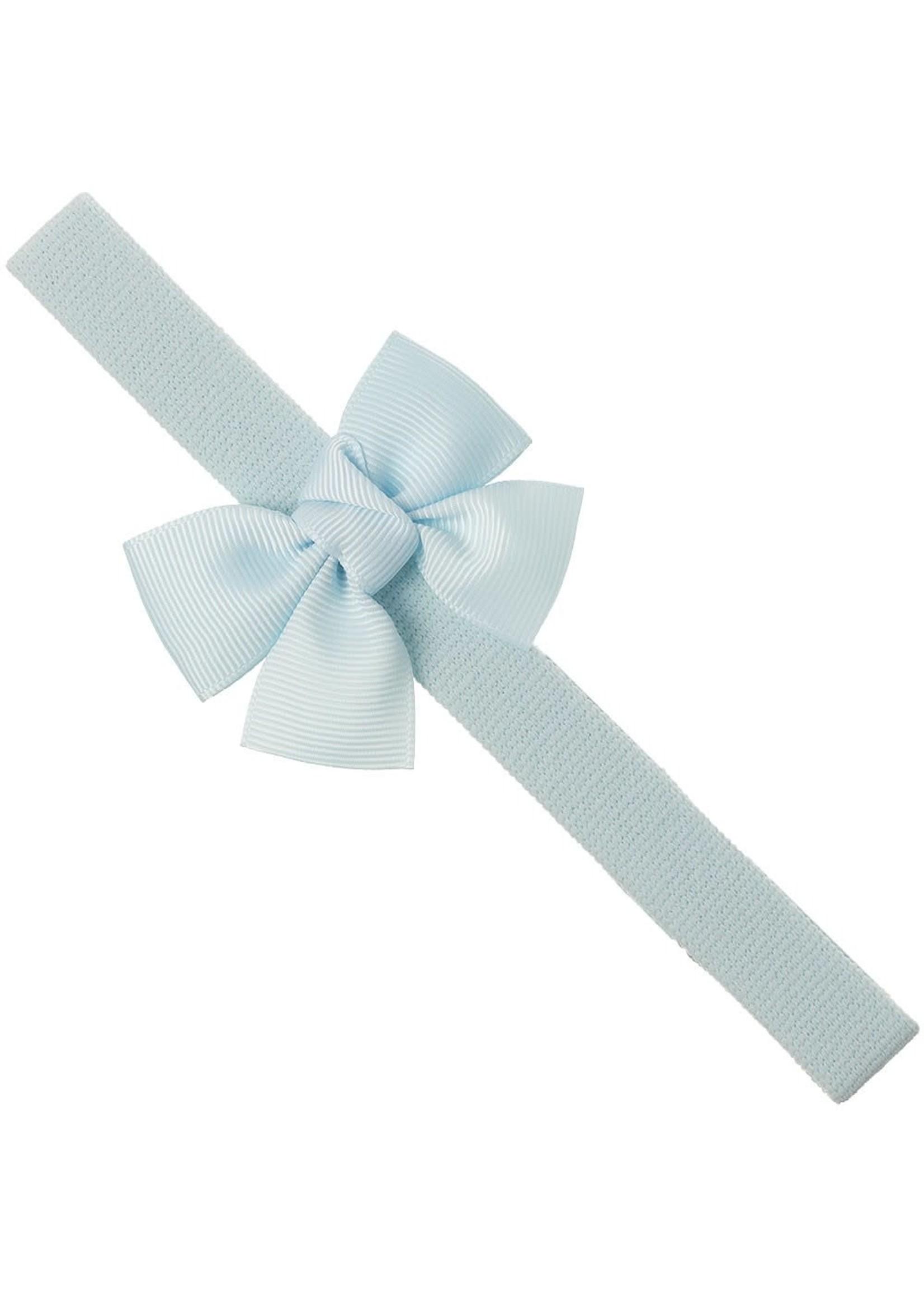 Siena SIENA Haarband strik lichtblauw