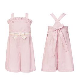 Balloon Chic Jumpsuit culotte roze