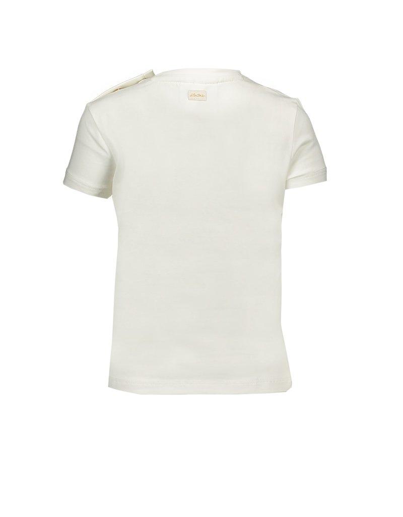 "Le Chic Tshirt ""OOH HEART CHIC"" offwhite"