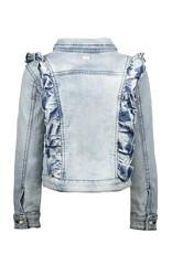 Le Chic Jeans jacket light denim