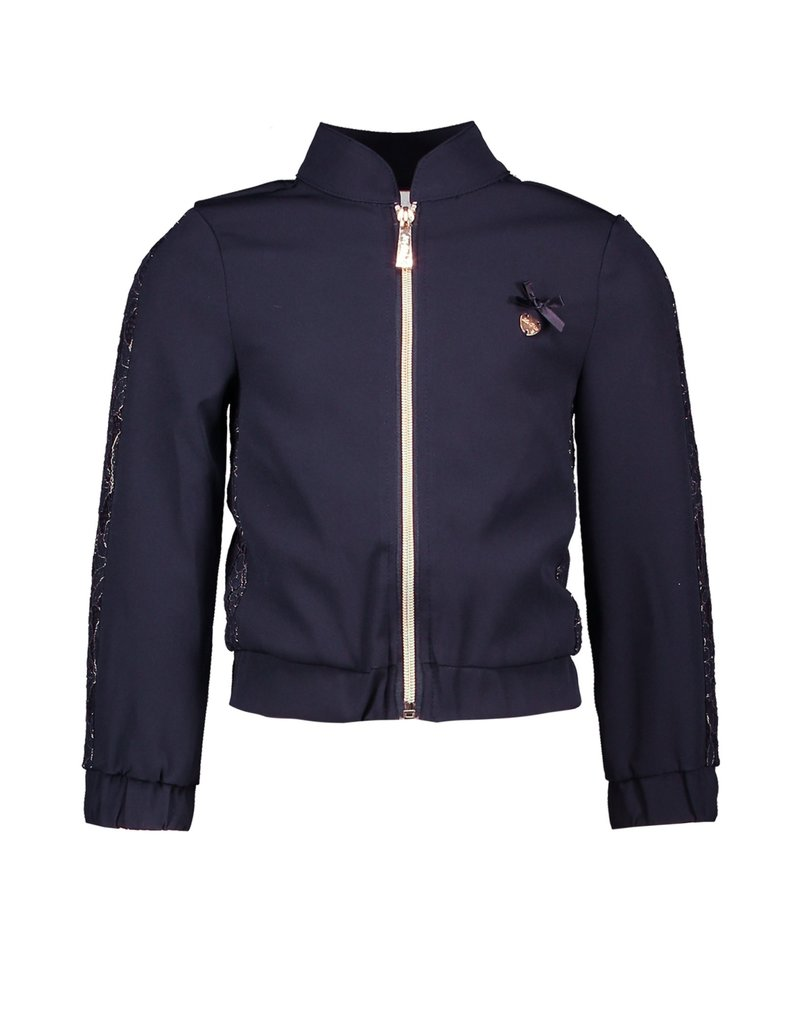 Le Chic Bomber indoor blue navy