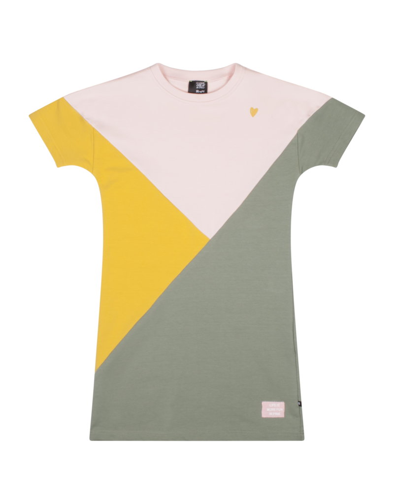 Sweaterkleedje 3 kleuren