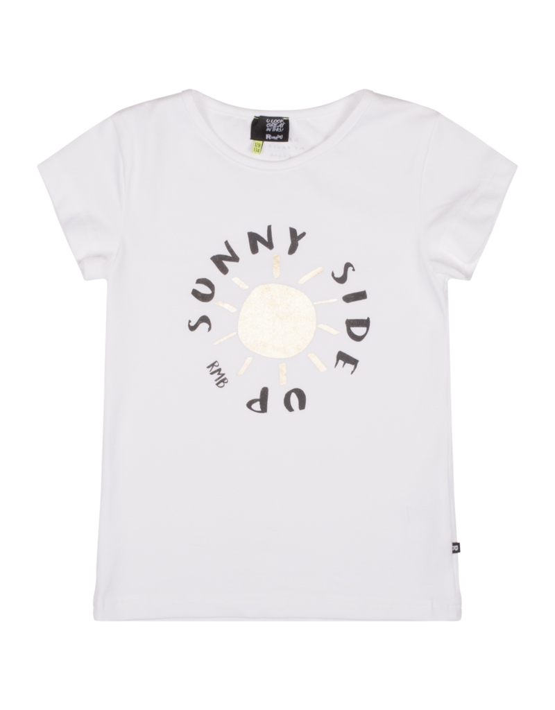 "RUMBLE Tshirt ""Sunny Side Up"""