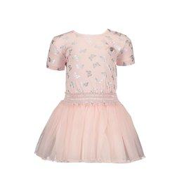 """Le Chic Jurk petticoat """"Butterflies"""" pretty in pink"""