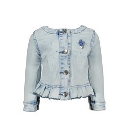 Le Chic Jacket denim bleached