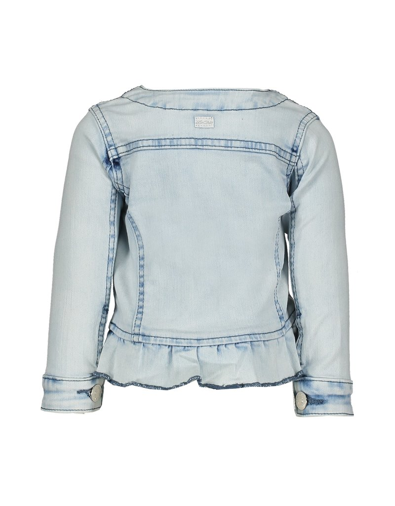 Le Chic Jacket denim bleached