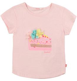 "Billieblush Tshirt ""Cake"" roze"