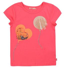 """Billieblush Tshirt """"Balloon"""" fushia"""