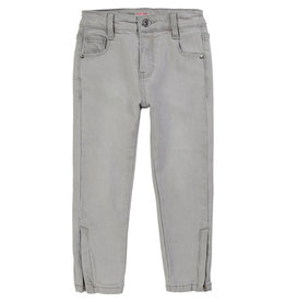 Billieblush Jeans denim grey rits