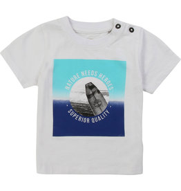 """Timberland Tshirt """"Nature Needs Heroes"""""""