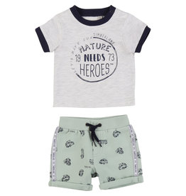 "Timberland 2 delige set ""Nature Needs Heroes"""