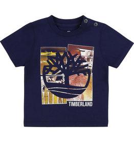 """Timberland Tshirt """"Herit"""" marine"""