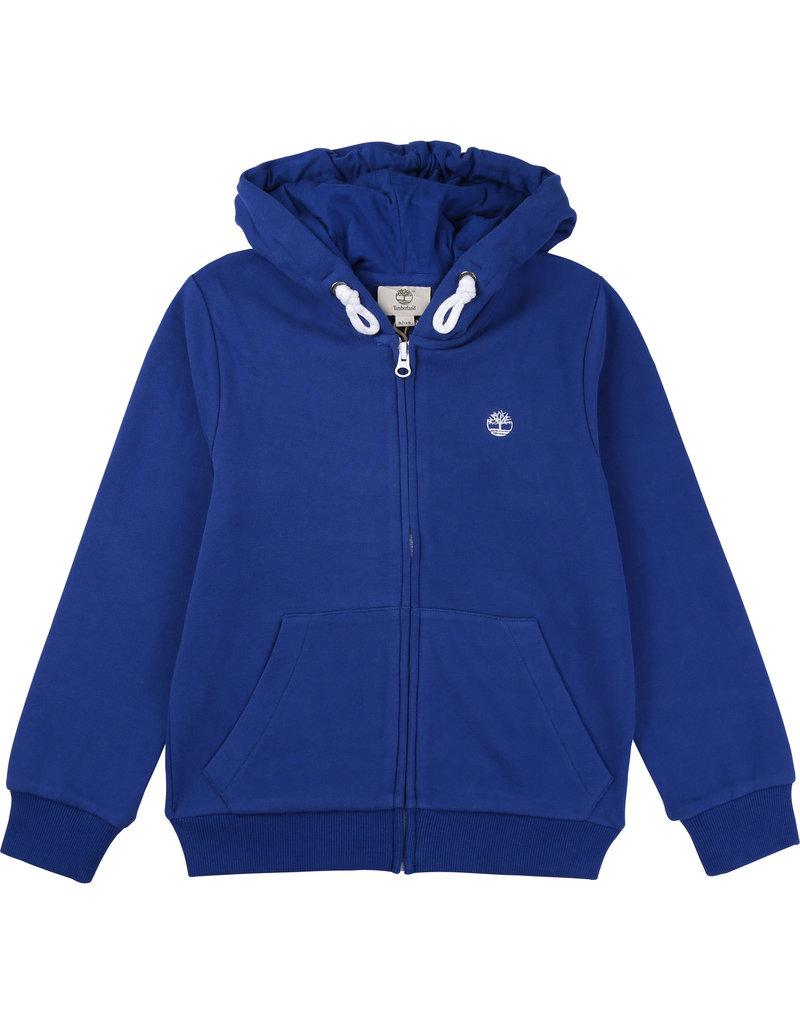 Timberland Sweater vest kap elektrisch blauw