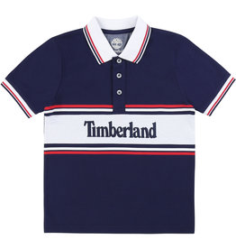 Timberland Polo band logo marine
