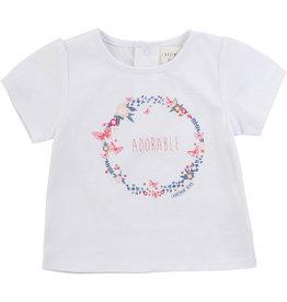 """Carrément Beau Tshirt """"Adorable"""" wit"""