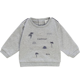 """Carrément Beau Sweater """"Turle+Palmtree"""""""