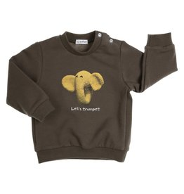 "Gymp Sweater ""Elephant"" khaki"
