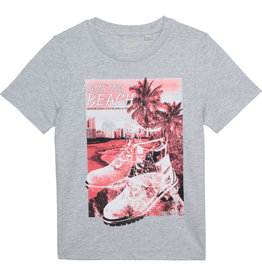 "Timberland Tshirt ""Hampton Beach"" grijs"