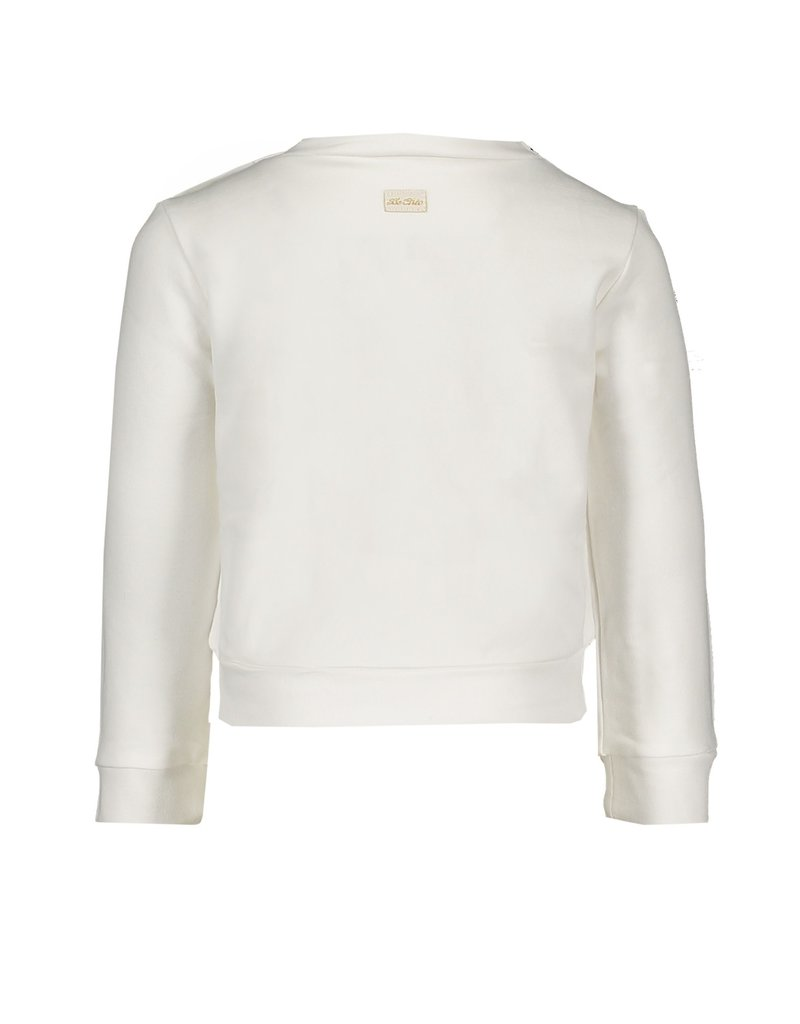 """Le Chic Sweater """"CHIC"""" white"""
